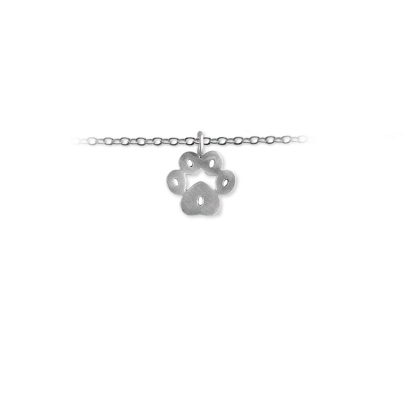 Slate & Tell 15mm Doggie Paw Charm