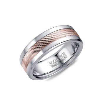 Torque Men's Fashion Ring CW044MR75