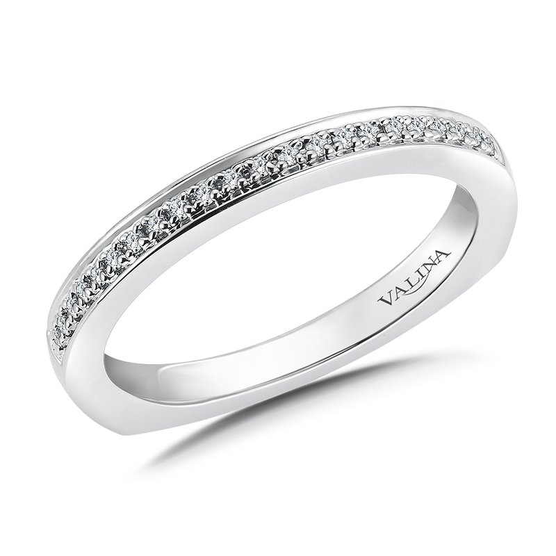 Valina Bridals Wedding Band (0.11ct. tw.)
