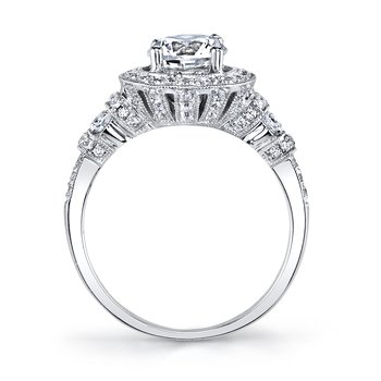 Diamond Engagement Ring 0.52 ctw