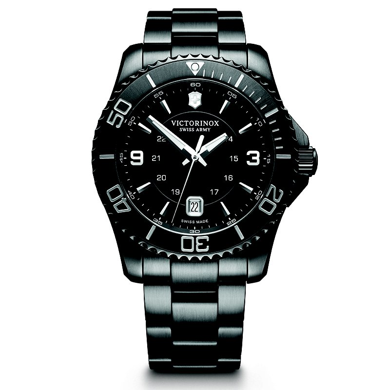 Victorinox Swiss Army Maverick Black Edition
