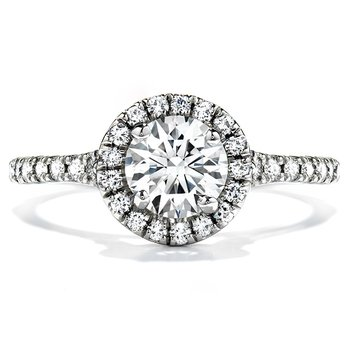 0.5 ctw. Transcend Engagement Ring