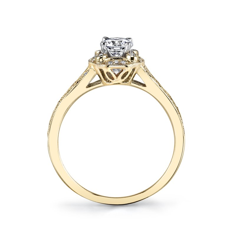 MARS Jewelry - Engagement Ring 25850