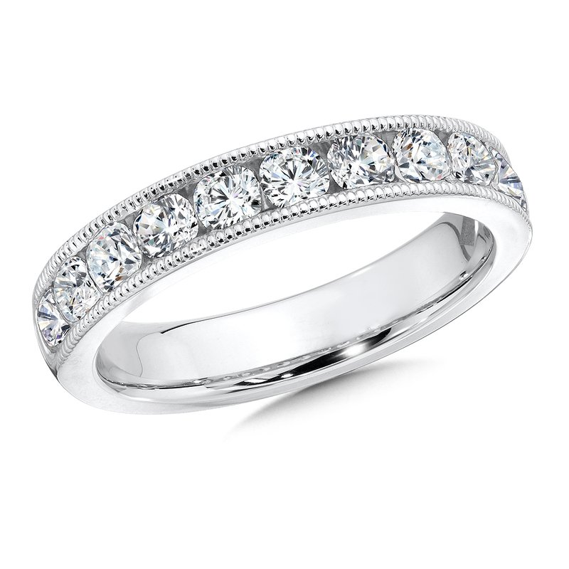 SDC Creations Diamond Annivarsary Band in 14K White Gold (1 ct. tw.)