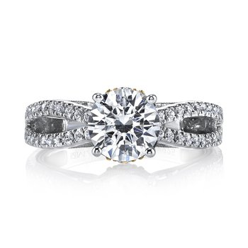 MARS Jewelry - Engagement Ring 26045TT