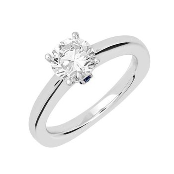 Bridal Ring-RE12648W10R