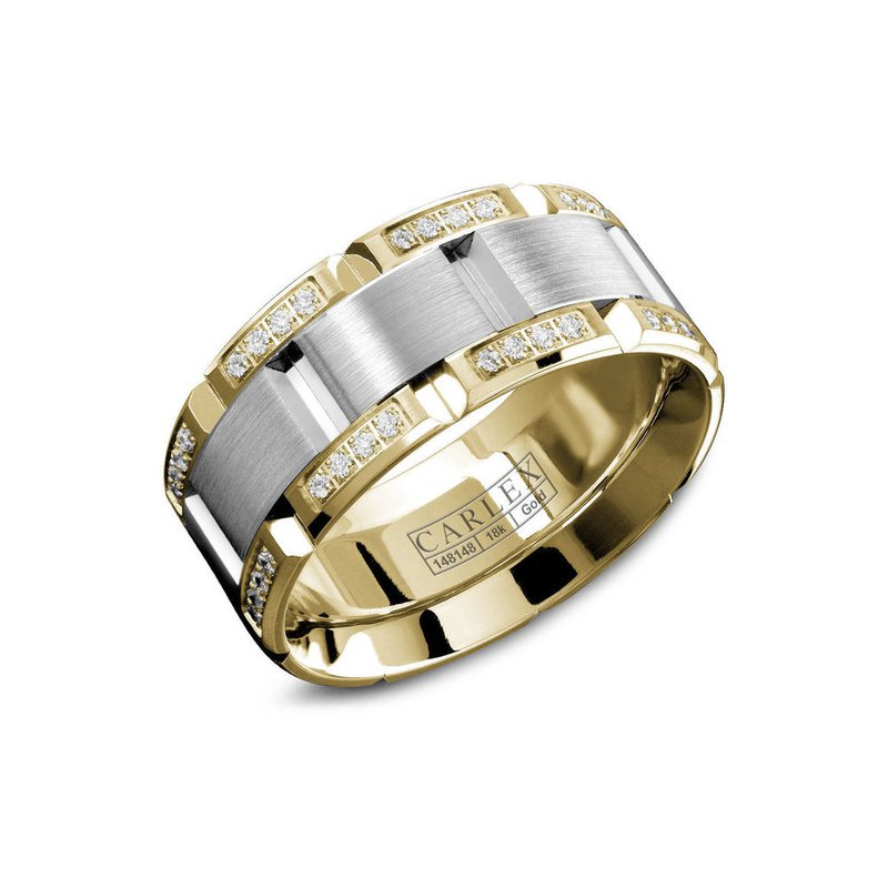 Carlex Carlex Generation 1 Mens Ring WB-9152WY