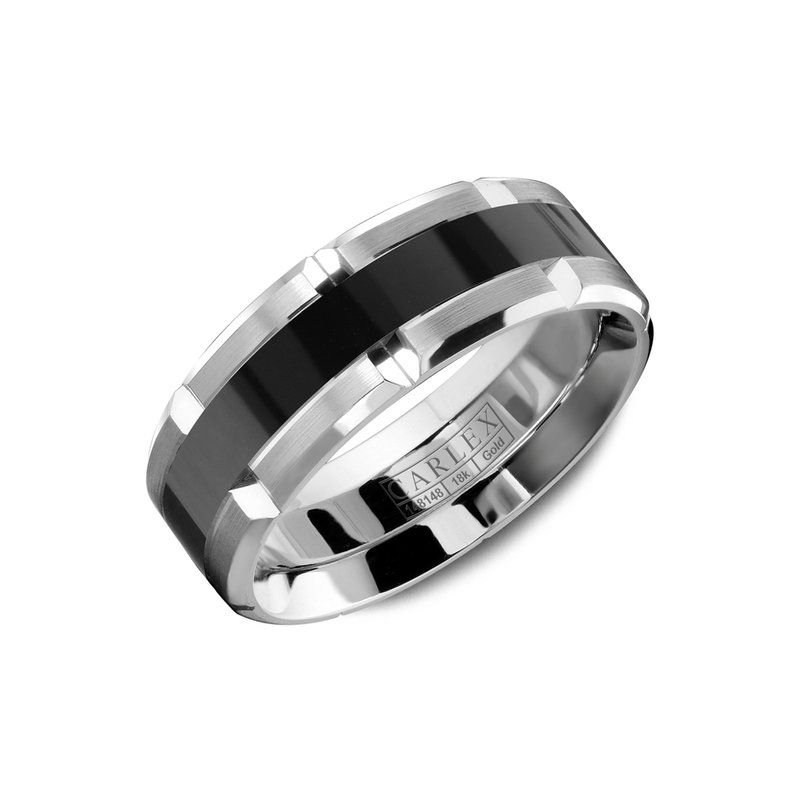 Carlex Carlex Generation 1 Mens Ring CX1-0013W-S