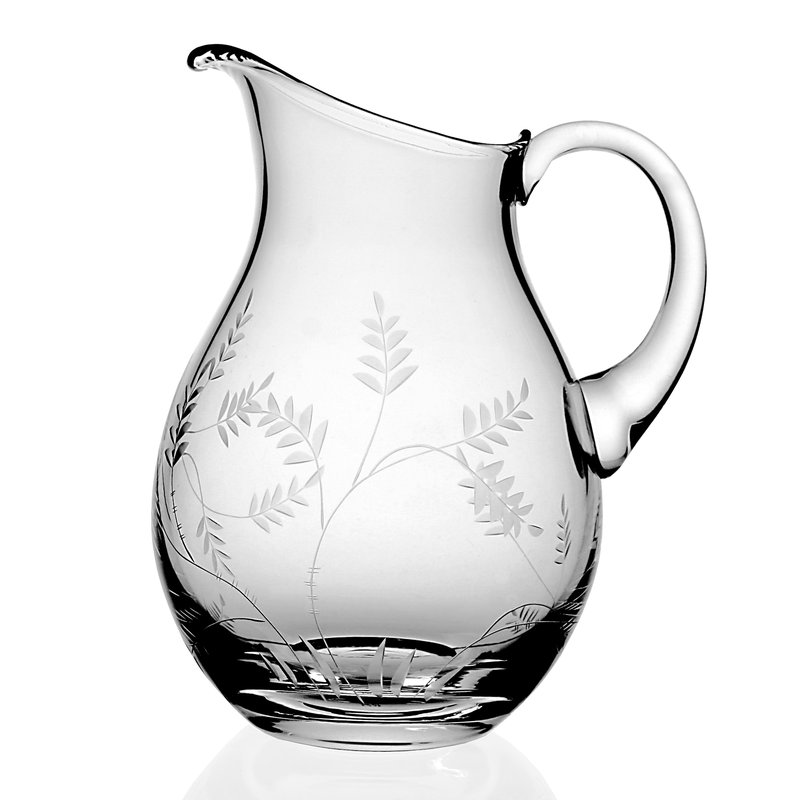 William Yeoward Wisteria Water Pitcher 3 Pint