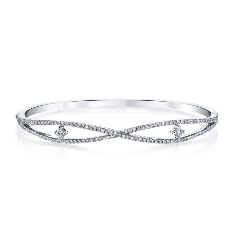 MARS Jewelry MARS 26724 Fashion Bracelet, 0.96 Ctw.