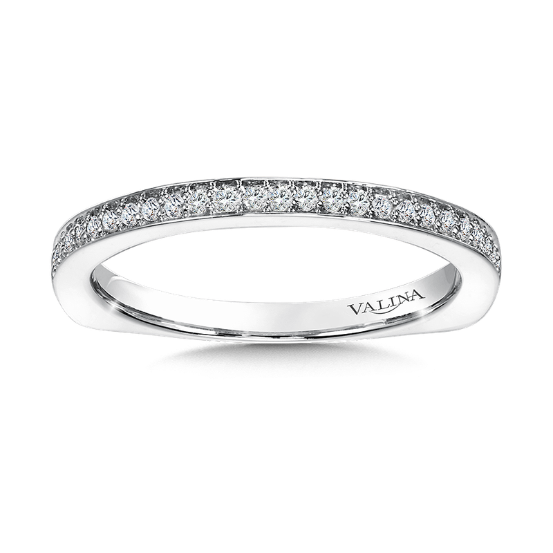 Valina Wedding Band (0.11 ct. tw.)