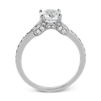 Zeghani ZR1248 ENGAGEMENT RING
