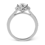 Zeghani ZR1434 ENGAGEMENT RING