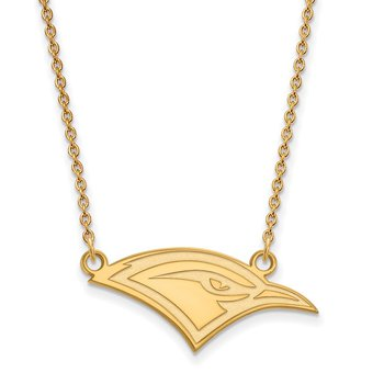 Gold-Plated Sterling Silver University of Tennessee at Chattanooga NCAA Necklace