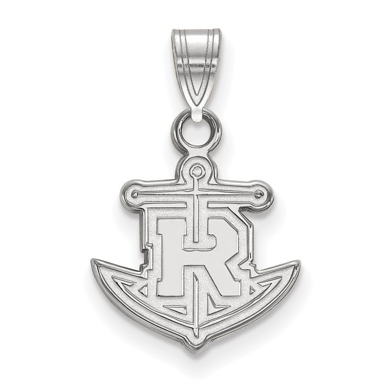 NCAA Sterling Silver Rollins College NCAA Pendant