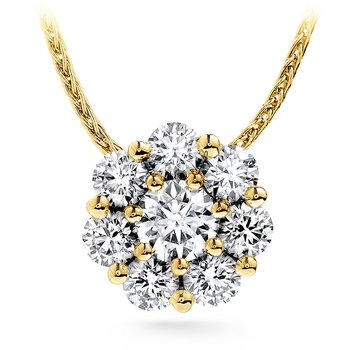 1.5 ctw. Beloved Pendant Necklace
