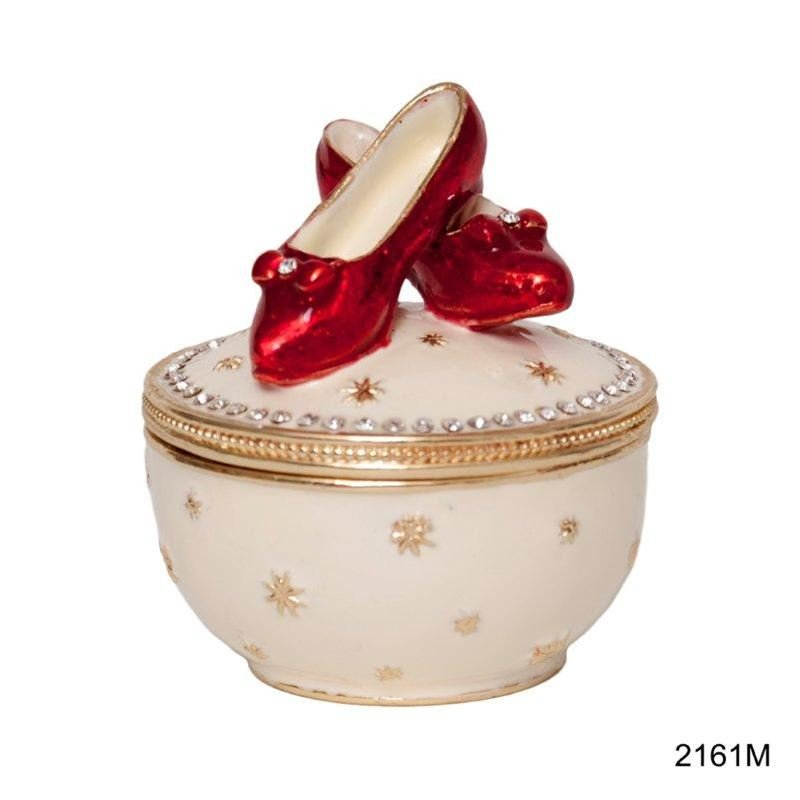 Luxury Giftware by Jere Dorothy's Slippers Music Box