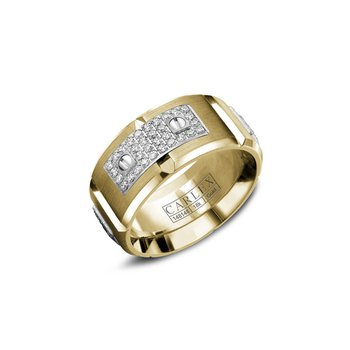 Carlex Generation 2 Ladies Fashion Ring WB-9799WY-S6