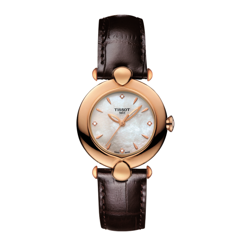 Tissot TISSOT PRETTY LADY 18K GOLD
