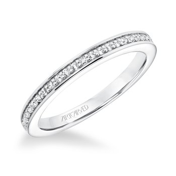 ArtCarved Milly Wedding Band