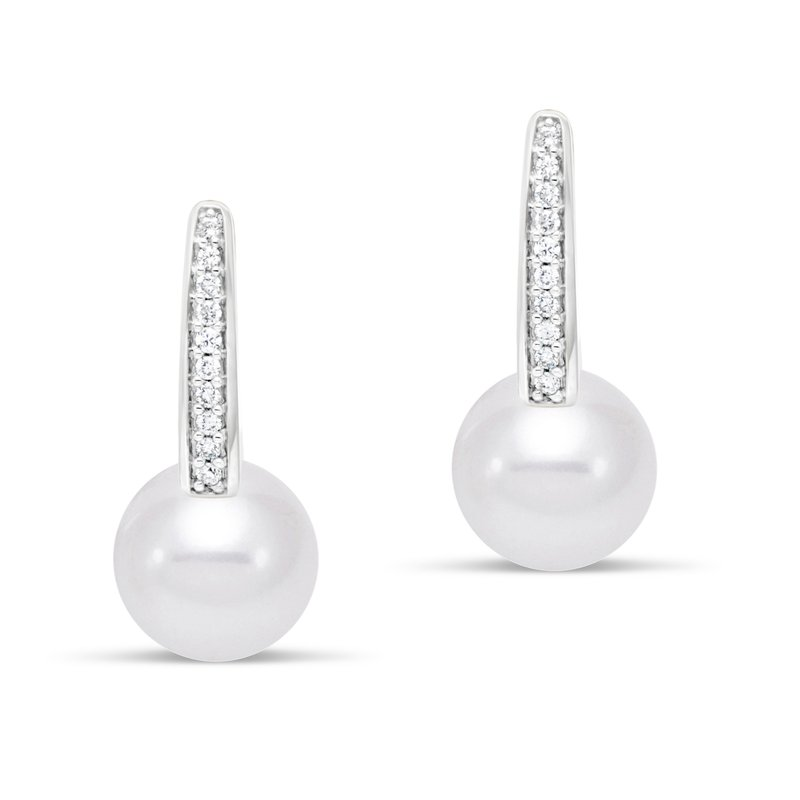 Mastoloni Pearls Classic Pearl Drop Earrings
