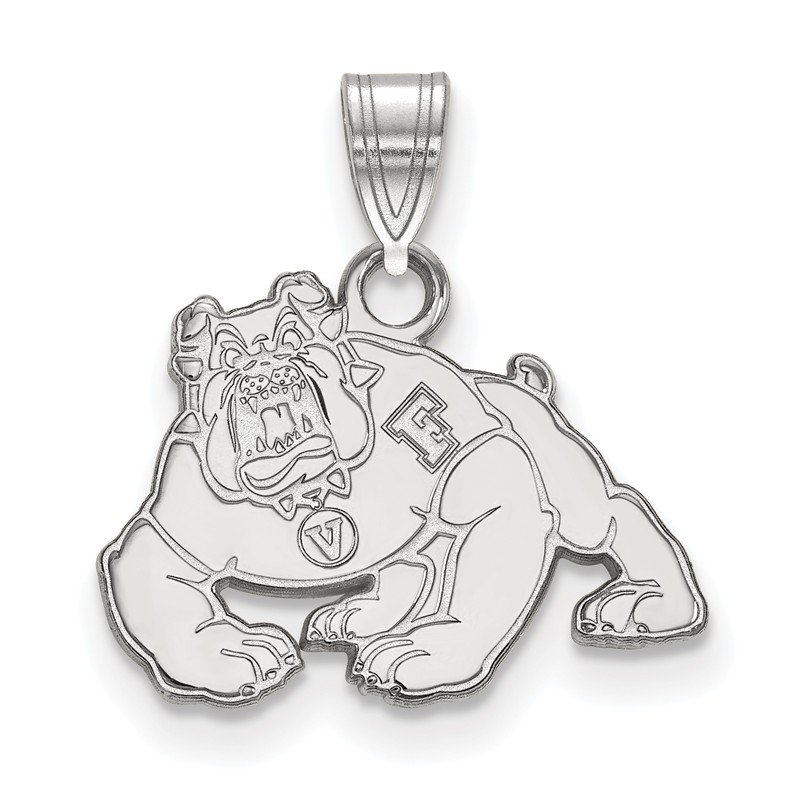 NCAA Gold California State University Fresno NCAA Pendant