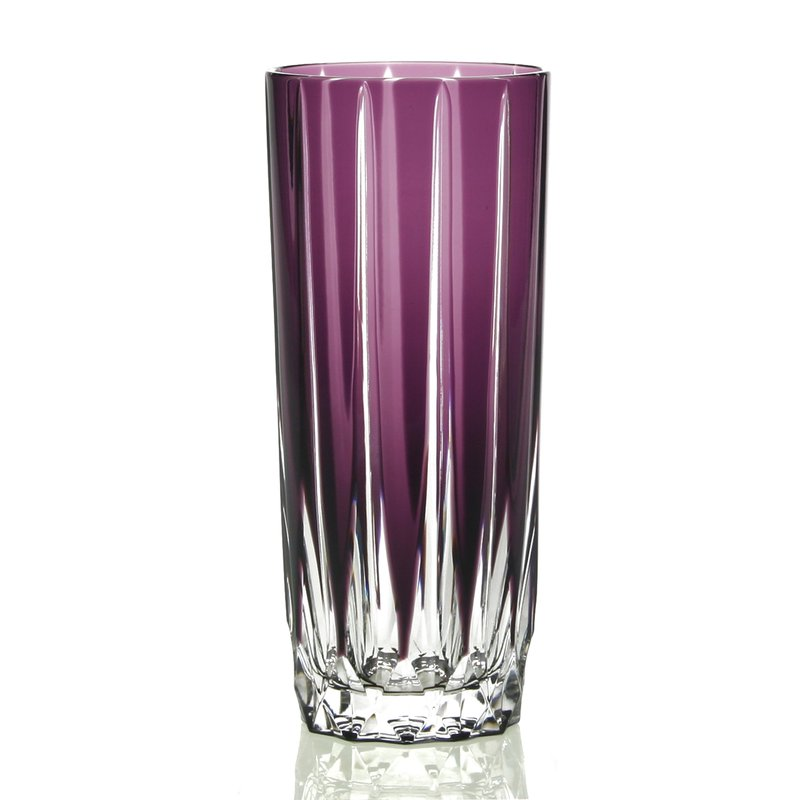William Yeoward Vita Tumbler Highball Amethyst