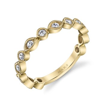 MARS 26210 Stackable Ring, 0.38 Ctw.