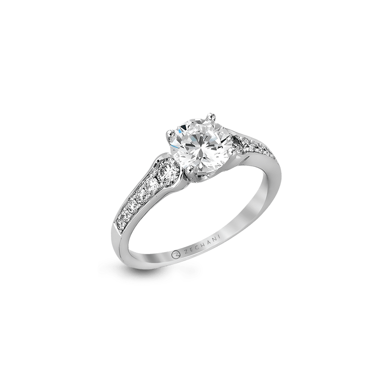 Zeghani ZR807 ENGAGEMENT RING