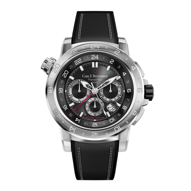 Carl F. Bucherer PATRAVI TravelTec II