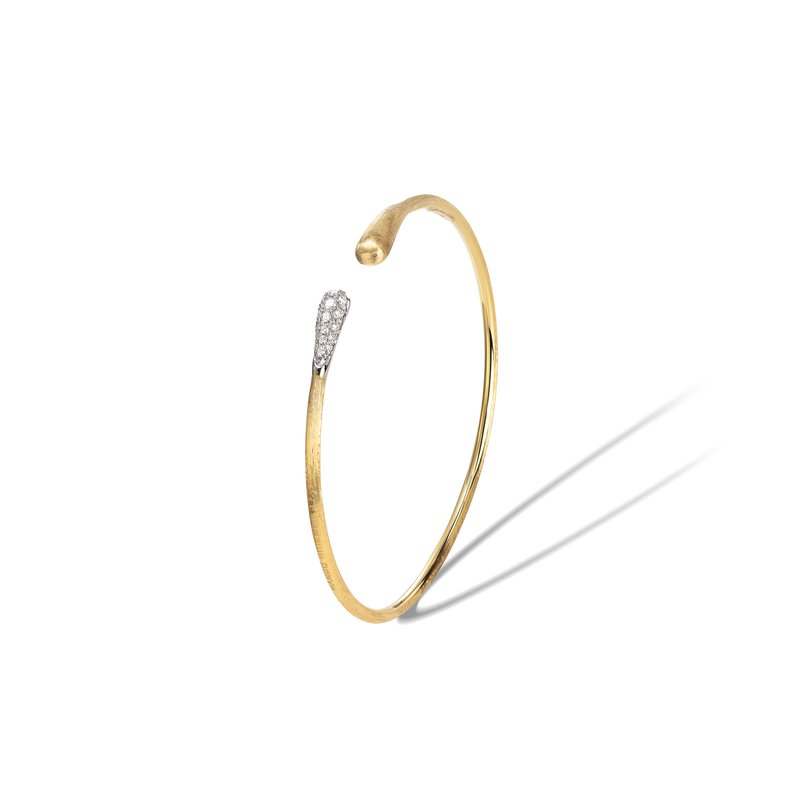 Marco Bicego Lucia Kissing Bangle