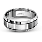 Simon G LG112 MEN RING
