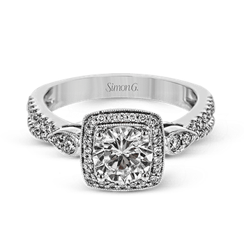 TR687 ENGAGEMENT RING
