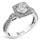 Simon G TR687 ENGAGEMENT RING