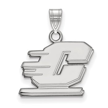 Sterling Silver Central Michigan University NCAA Pendant