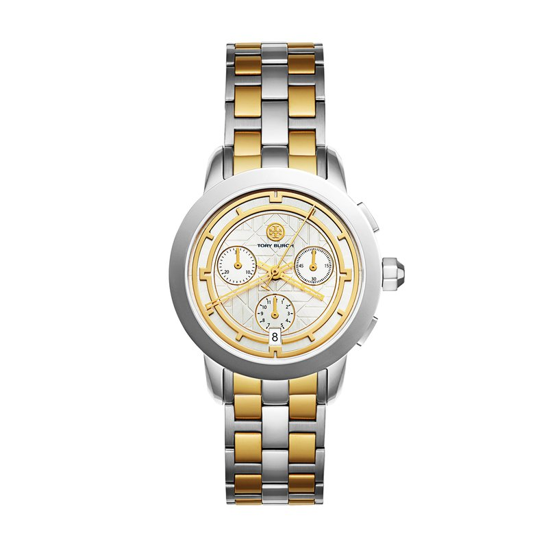 Tory Burch Tory Burch Watch from the Double T Link Collection