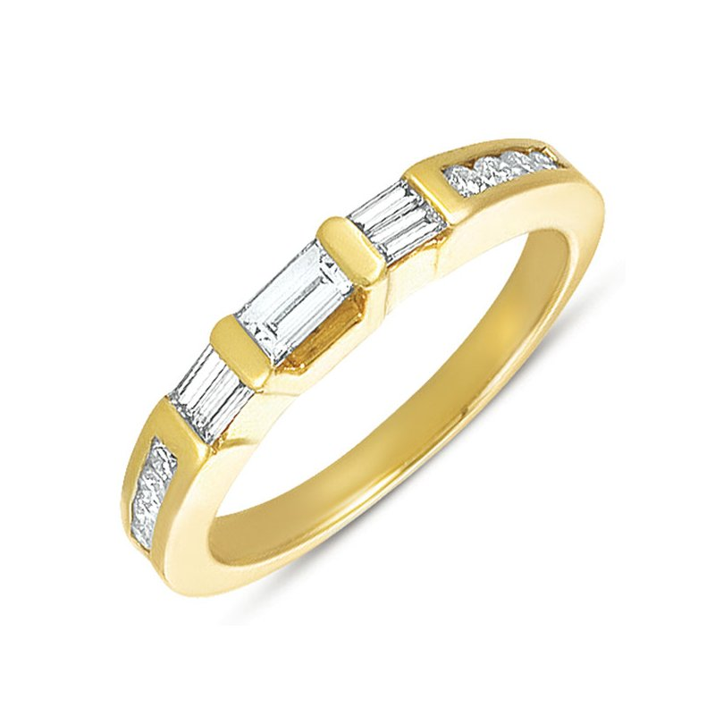 S. Kashi & Sons Bridal Matching Band For En6267