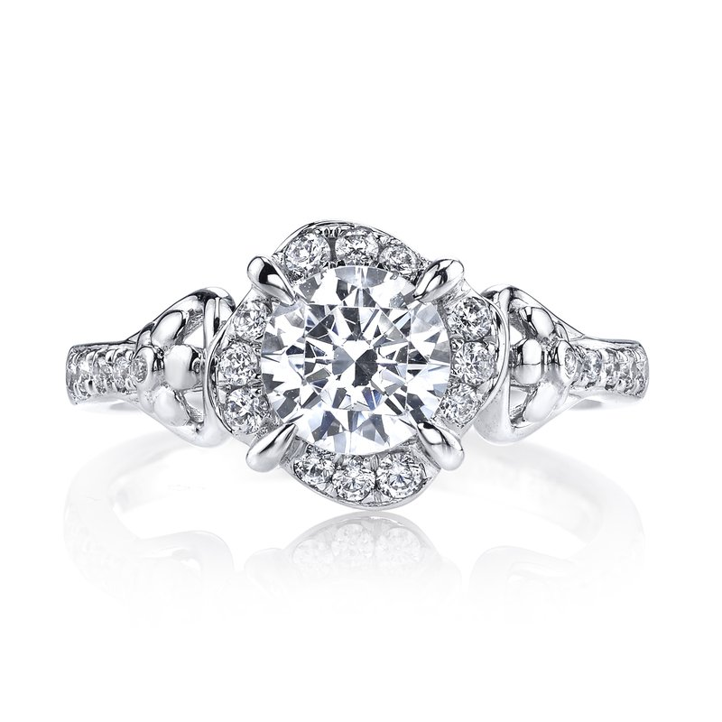 MARS Jewelry Diamond Engagement Ring 0.28 ct tw