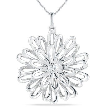 FOREVER BLOOMS PENDANT