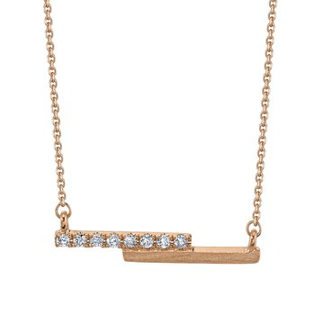 MARS 26837 Fashion Necklace, 0.06 Ctw.