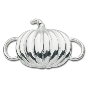 Sterling Silver pumpkin