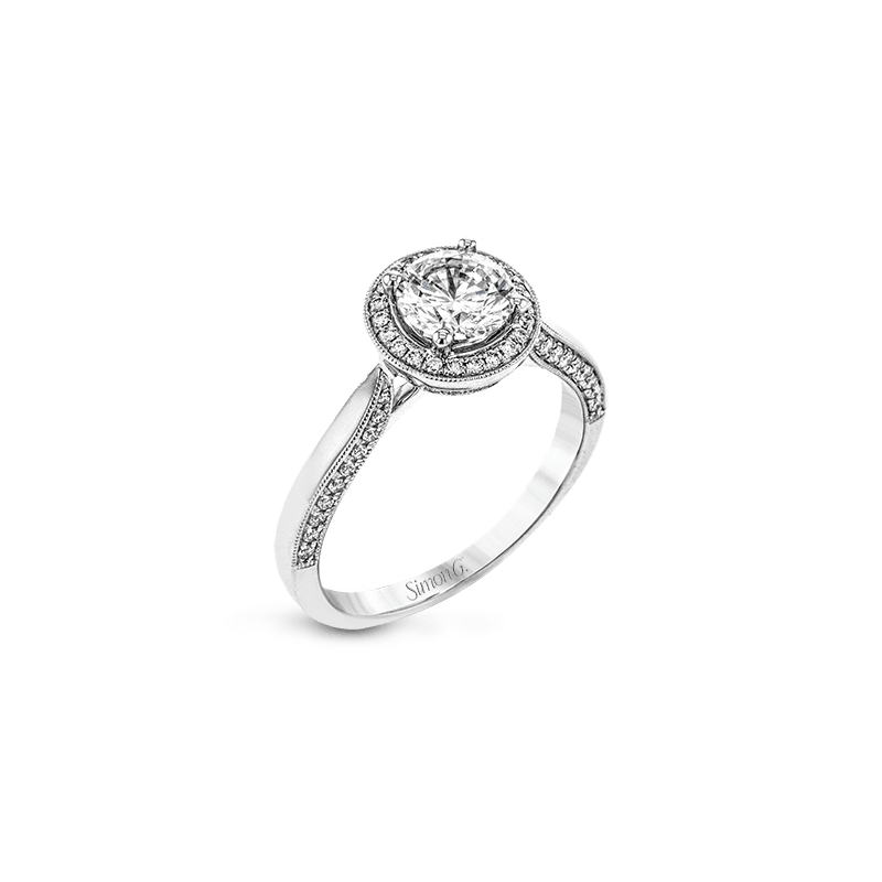 Simon G TR702 ENGAGEMENT RING