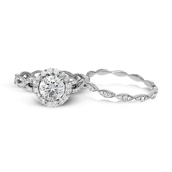 ZR1466 WEDDING SET