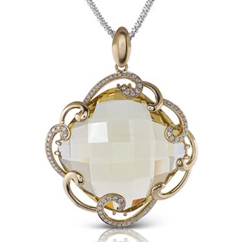 ZP339 COLOR PENDANT