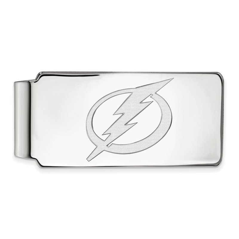 NHL Gold Tampa Bay Lightning NHL Money Clip