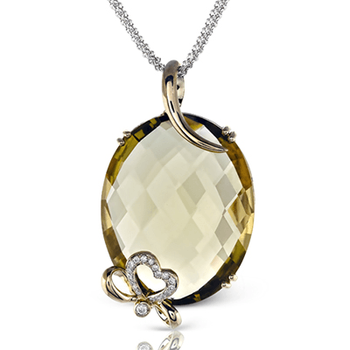 ZP362 COLOR PENDANT