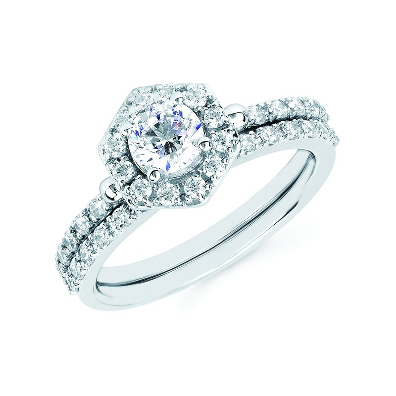 J.F. Kruse Signature Collection Ring RD B 0.30 STD