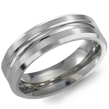 Torque Men's Fashion Ring TI-0218
