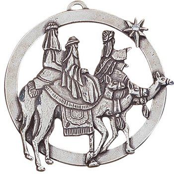 Traditional Three Kings Ornament
