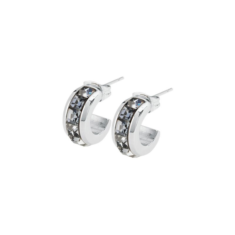 Brosway 316L stainless steel and silver night Swarovski® Elements crystals.